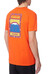 The North Face M's S/S North Faces Tee Acrylic Orange